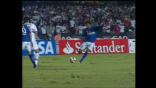 Os 400 de Henrique: capitão do Cruzeiro elege gol e momentos mais marcantes