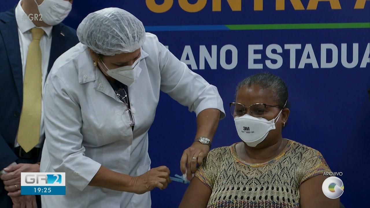 Pernambuco recebeu ao todo, 2 milhões de doses da vacina da Covid-19 em 12 lotes