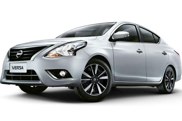 Novo Nissan Versa 1.6 SL Direct (Foto: Divulgação)