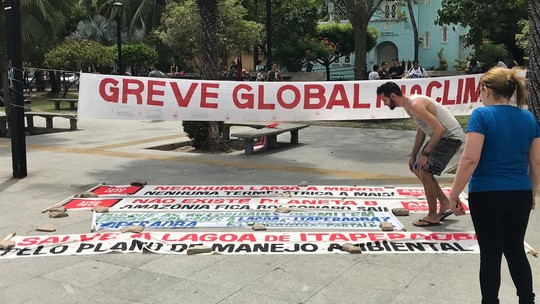 Foto: (Aline Oliveira/TV Verdes Mares)