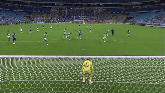 Grêmio x Chapecoense - Campeonato Brasileiro 2018 - globoesporte.com