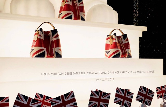 Louis Vuitton lança coleção comemorativa do casamento do Príncipe Harry e Meghan Markle (Foto: Divulgação)