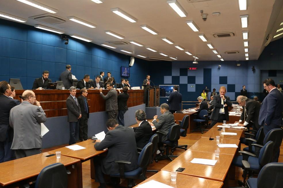Vereadores de Campinas divergem sobre CPI (Foto: Câmara de Campinas)