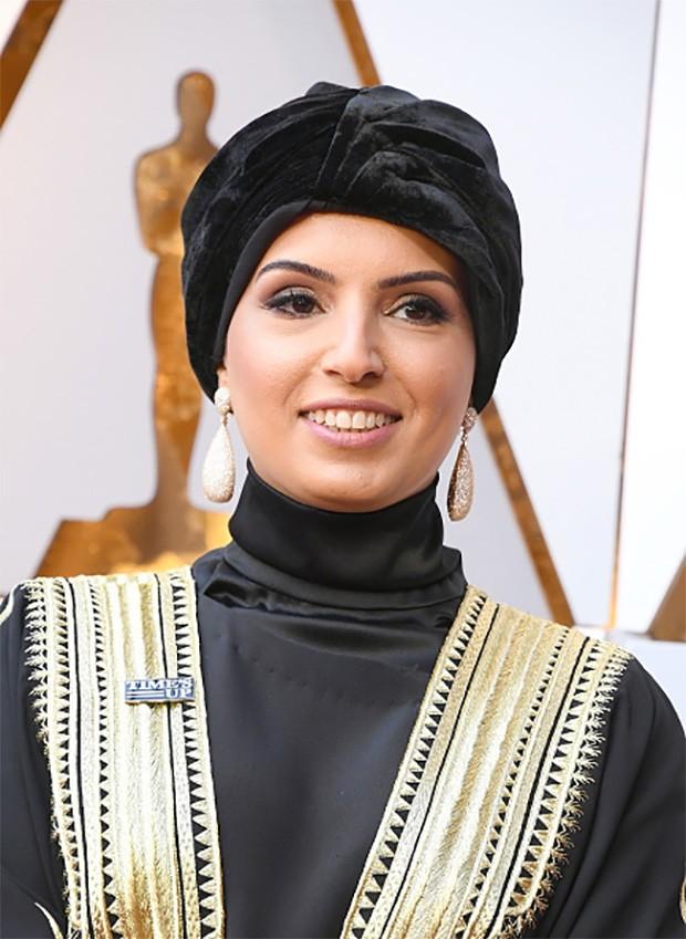 Fatma Al Remaihi (Foto: Reprodução )