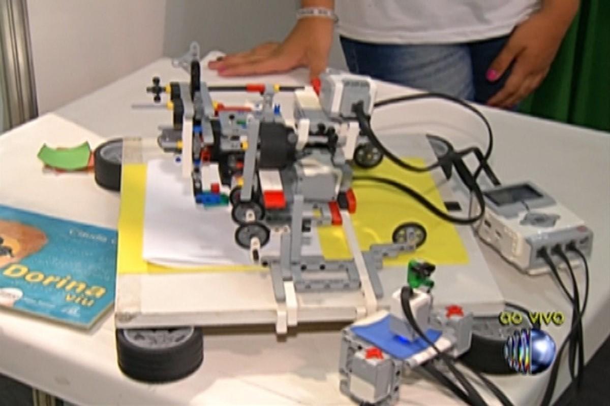 Mogi das Cruzes promove olimpíada e mostra de robótica até quarta-feira