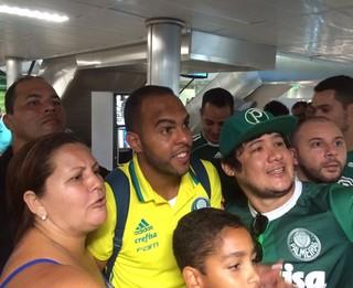 Alecsandro Palmeiras João Pessoa (Foto: Rodrigo Faber)