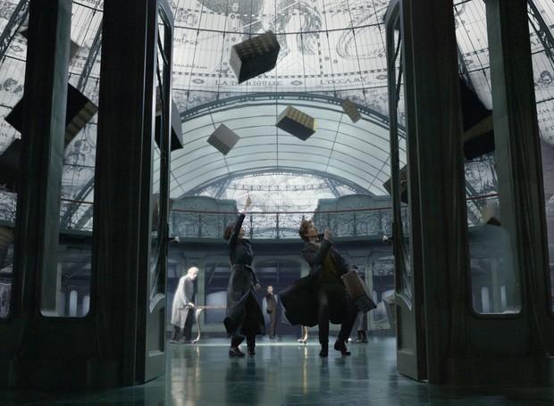 Cenários inspiradores fazem parte do longa (Foto: Warner Bros/ Reprodução)