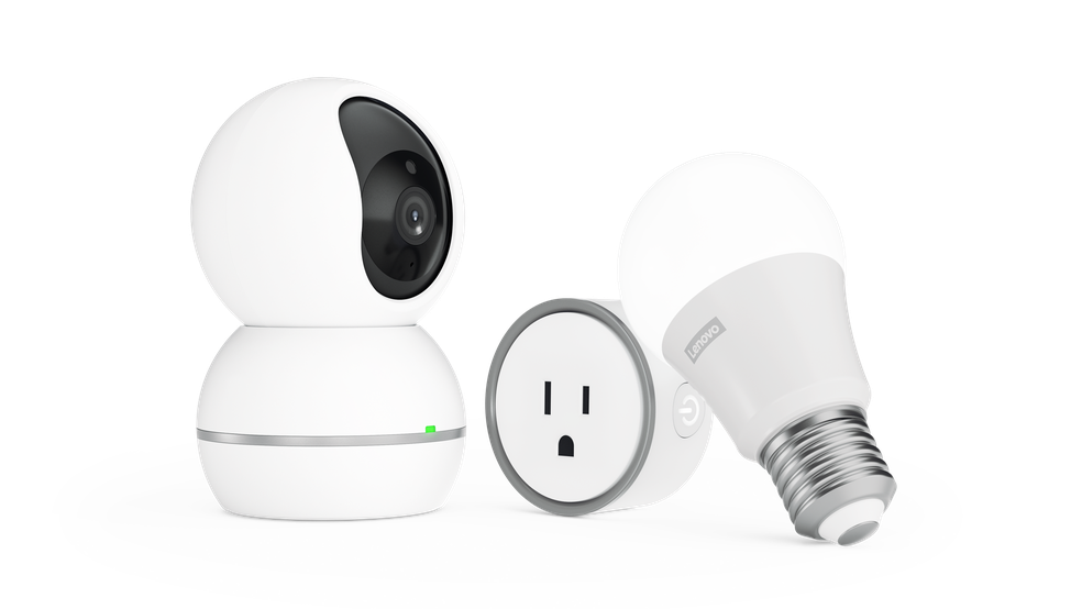Smart Camera tem preço mais caro e começa a ser vendida apenas em 2019 — Foto: Divulgação/Lenovo