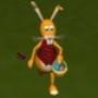 Proteção de Tela: An eggstremely 3D Easter