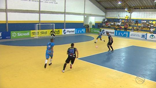 Destaque de Itaporanga, Foca comemora golaços contra Indiaroba