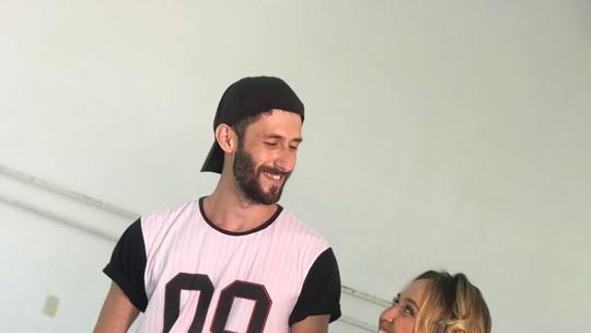 #DançaEmMovimento Reveja a apresentação do Diego e da Malú