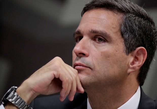 O presidente do Banco Central, Roberto Campos Neto (Foto: REUTERS/Ueslei Marcelino)