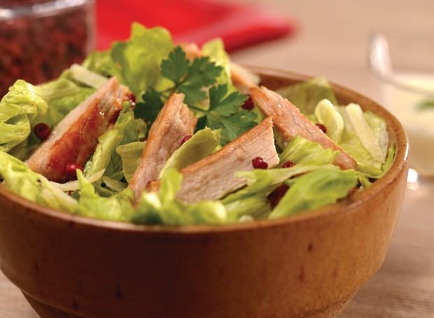 Salada de lombo (Foto: Divulgação )