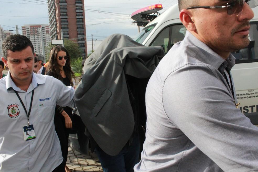 Advogado foi encaminhado ao 19 Dip em Manaus — Foto: Ive Rylo/ G1 AM