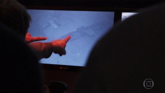 Submarino argentino que desapareceu há um ano implodiu, dizem autoridades