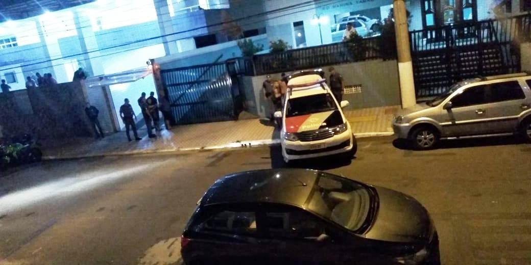 Trio é preso após invadir cobertura em prédio de alto padrão em SP - Noticias