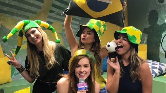 AO VIVO! Assista ao 'Boletim Vídeo Show: Enquanto rola a Copa'