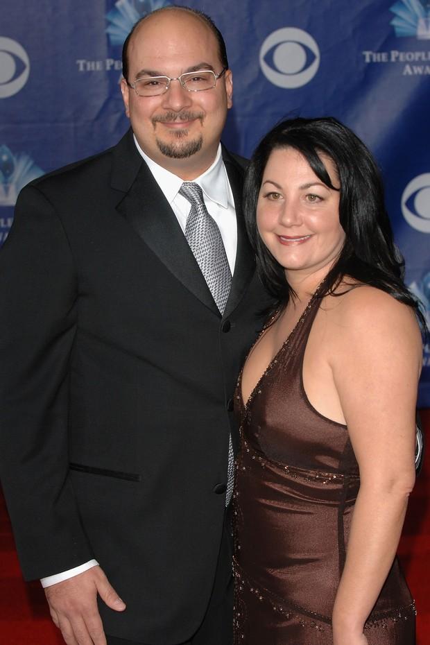Jennifer e o marido, Anthony Zuiker (Foto: Getty Images)
