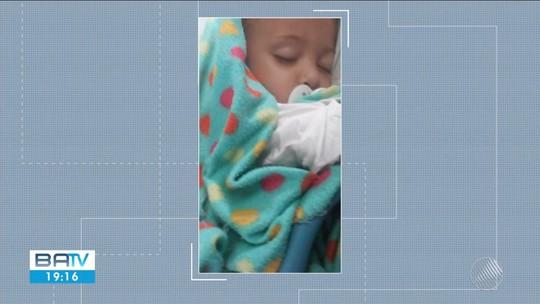 Menino que bebeu água sanitária em creche é transferido para hospital de Recife