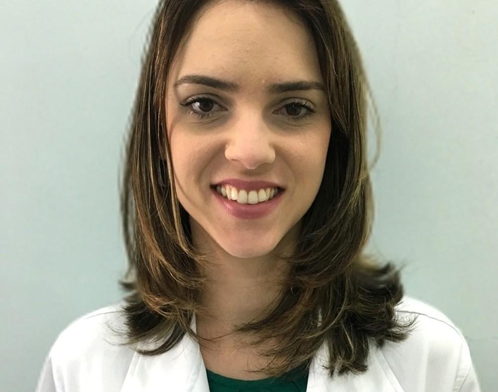 Médica Milena Gottardi  (Foto: Arquivo Pessoal)