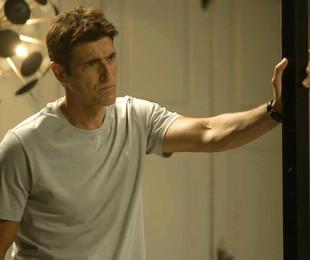 Reynaldo Gianecchini é Régis em 'A dona do pedaço'   Reprodução
