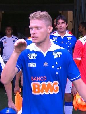 Marlone continua na mira do Santos, mas Cruzeiro não quer ceder atleta