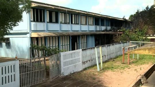 Polícia investiga incêndio em escola municipal de Girau do Ponciano, Alagoas