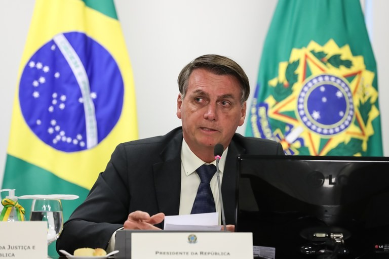 Presidente Jair Bolsonaro (Foto: Marcos Corrêa/PR)