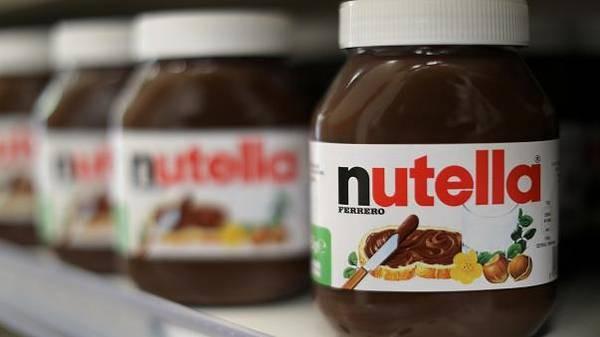 Fábrica na França produz 600 mil potes de Nutella por dia  (Foto: Ansa)
