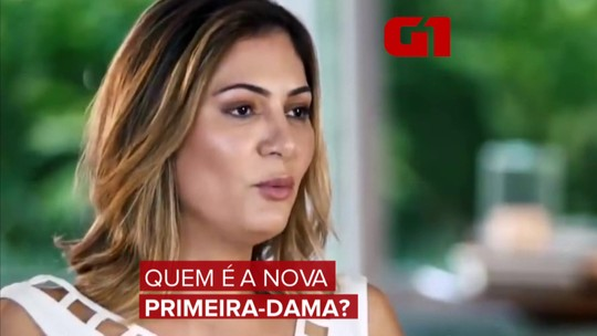 Michelle Bolsonaro afirma que pretende participar de 'todos os projetos sociais possíveis'