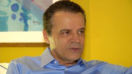 Juiz concede liberdade ao ex-ministro Henrique Alves