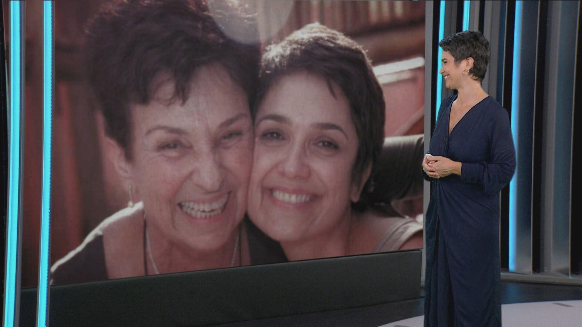 No Globo Repórter, telespectadores homenageiam as mães