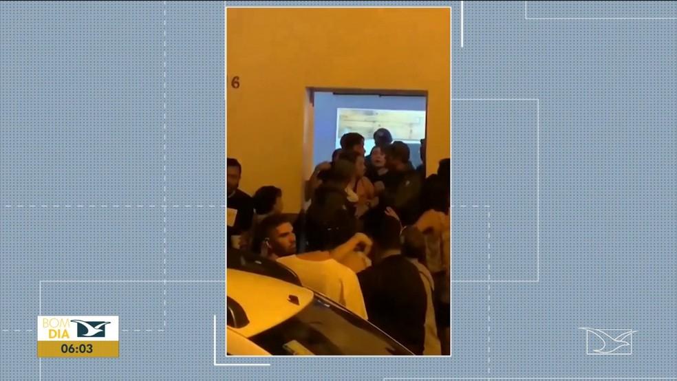 Caso viralizou nas redes sociais depois da abordagem da Polícia Militar — Foto: Reprodução/TV Mirante