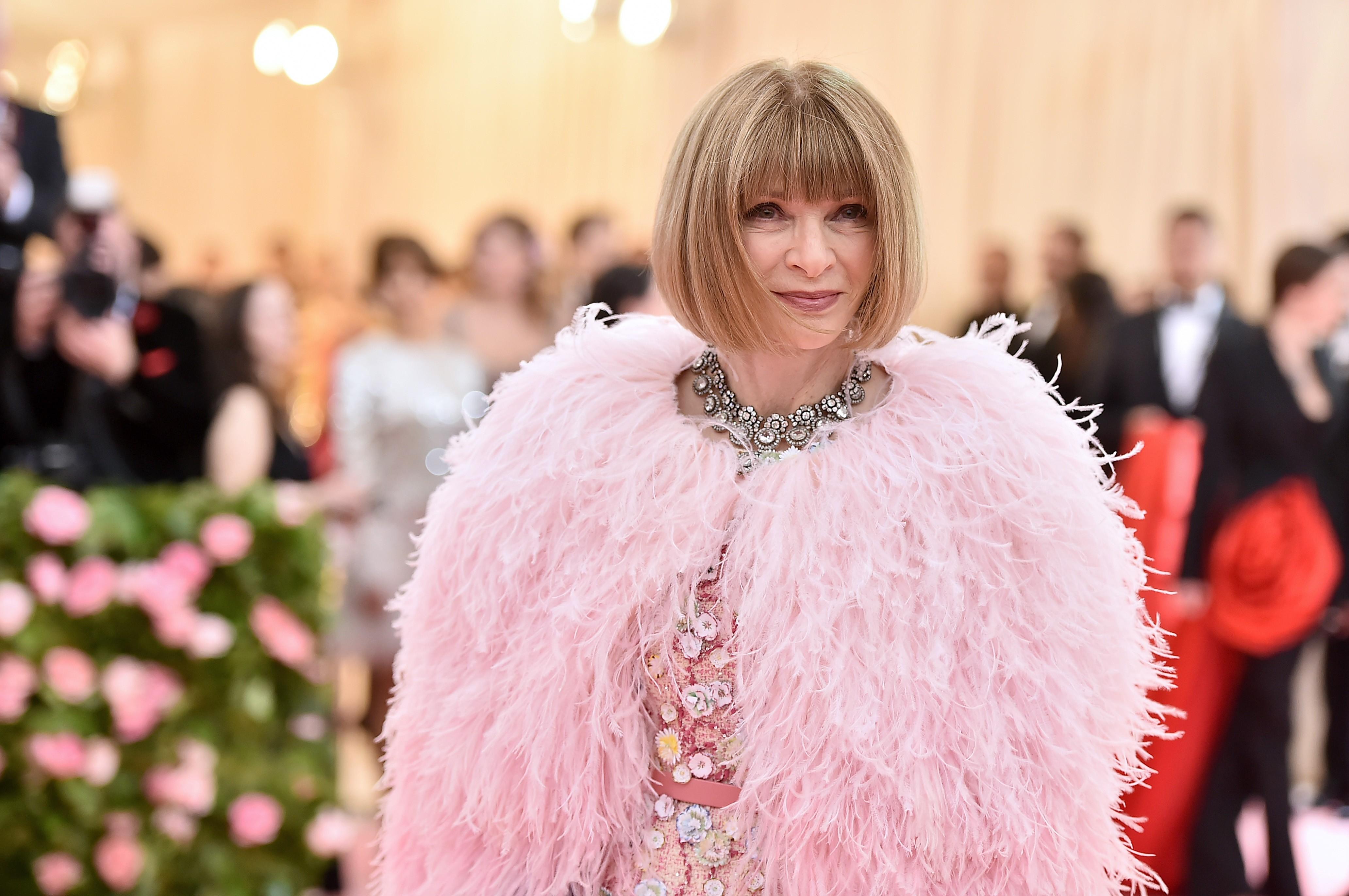 10 Frases Inspiradoras De Anna Wintour Vogue Moda