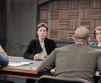 Sara Giraudeau, a protagonista de um dos episódios de 'Criminal: França', da Netflix | Netflix