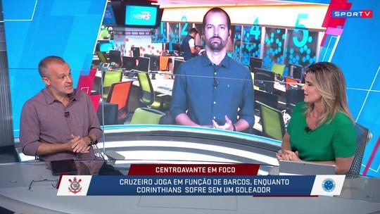Comentaristas debatem favoritismo do Cruzeiro na final da Copa do Brasil