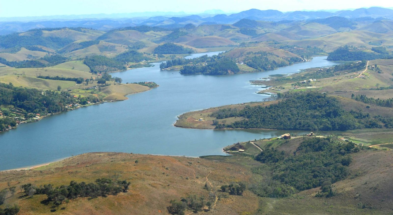 Reservatórios de água de cidades da Zona da Mata e Vertentes apresentam situações diferentes de outras regiões do Brasil, afirmam órgãos reguladores