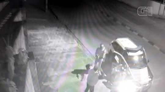 Dupla é presa após cometer série de assaltos no interior de SP; vídeo