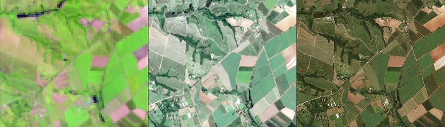 pesquisa-imagem-satelite (Foto: Embrapa Territorial)