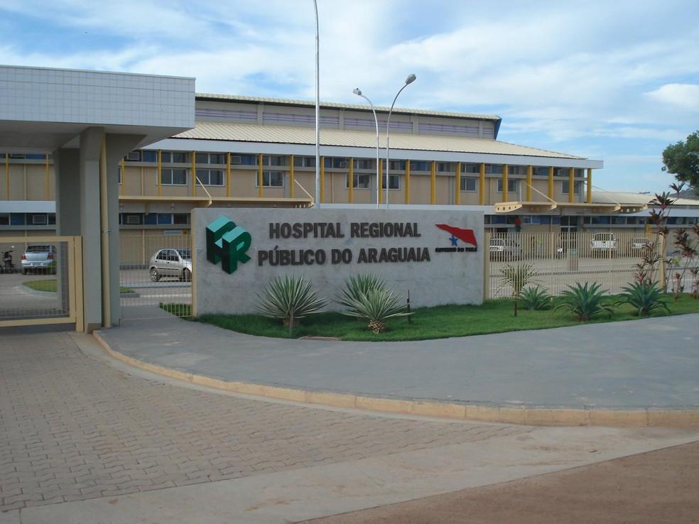 hospital redencao - MP denuncia que Hospital Regional do Araguaia, no Pará, não aumenta número de leitos há onze anos