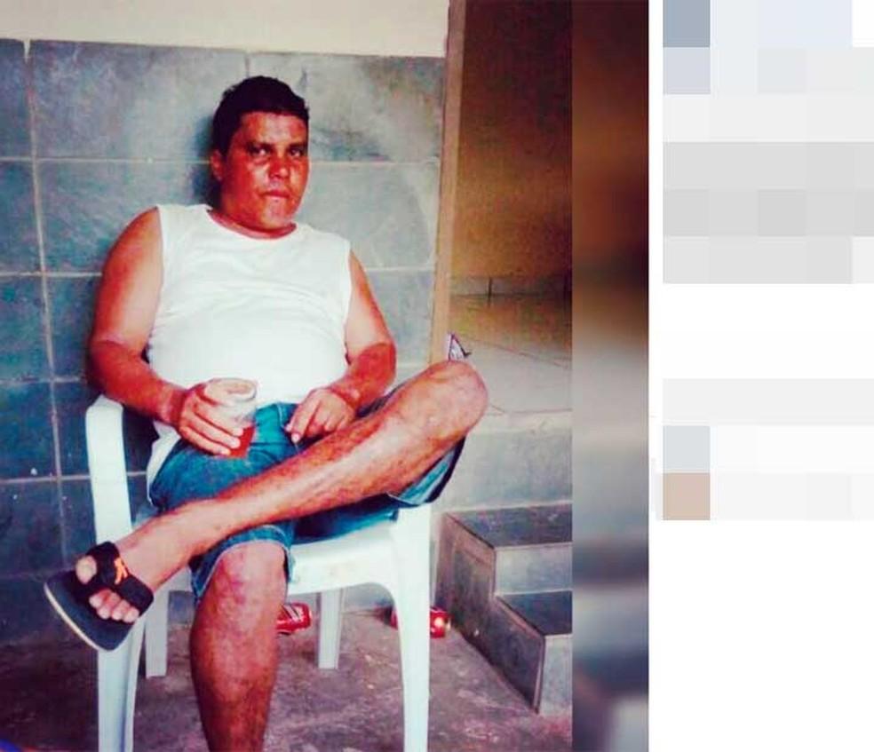 Antônio Carlos Silva Martins, morto pelo namorado da ex em Guanambi, no sudoeste da Bahia (Foto: Reprodução/Redes Sociais)