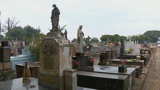 Prefeitura de Rio Claro contrata segurança armada para evitar furtos em cemitério