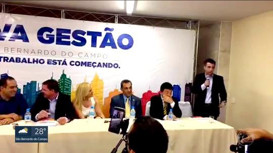 Secretário de São Bernardo do Campo é exonerado após denúncia de corrupção e venda de cargos