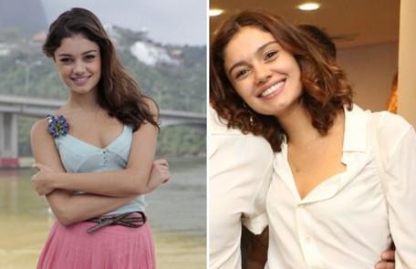 Sophie Charlotte viveu Maria Amália, a caçula de Griselda apaixonada por Rafael (Marco Pigossi). Hoje ela faz parte do elenco da série 'O Anjo de Hamburgo' Reprodução