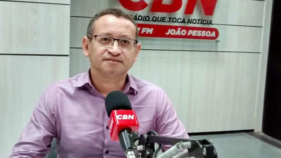 Severino Souza Queiroz, superintendente da CGU na Paraíba, lidera o trabalho de identificação dos benefícios indevidos — Foto: Reprodução