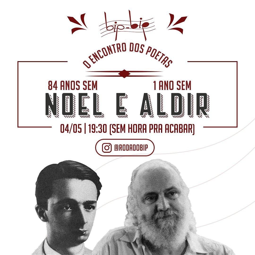 A live em homenagem a Noel e Aldir