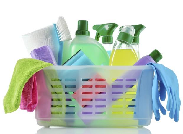 limpeza; produtos; (Foto: Thinkstock)