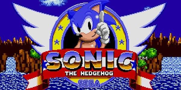 Sonic, o personagem mais famoso da Sega (Foto: Divulgação)