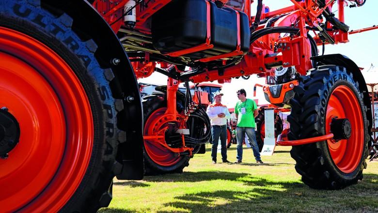 Agrishow-máquina-agrícola (Foto: Divulgação/ Agrishow)