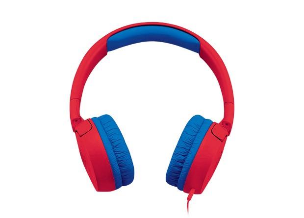 Medida certa | Seguro, leve e com um tamanho perfeito para as crianças, esses headphones foram projetados com um limite de volume abaixo de 85Db, para não comprometer a audição do seu filho. Vem com haste regulável e almofadas acolchoadas, que proporciona (Foto: Divulgação)